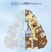 天禄湖壹号户型图