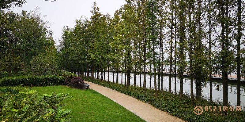 天禄湖公园