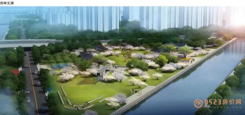 杏林文渊公园